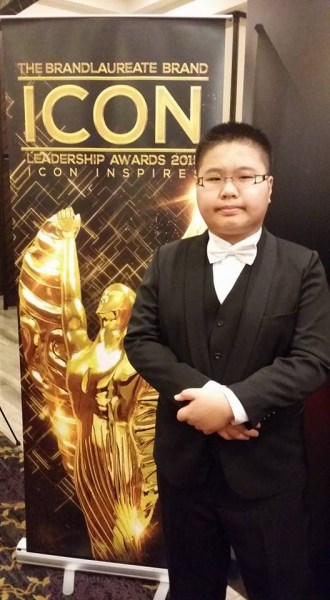 Delwin Cheah ICON Award